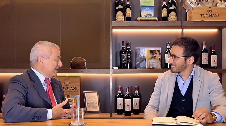 Luca Brambilla intervista Massimo Girardi