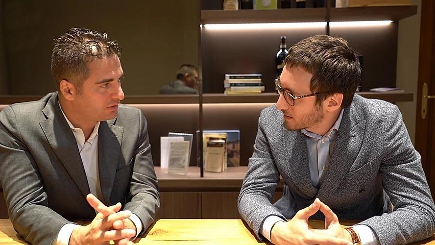 Luca Brambilla intervista Luca Colombo