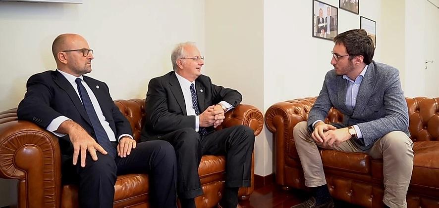 L'importanza delle PMI nel futuro economico italiano: -un dialogo presso l'A.P.I.