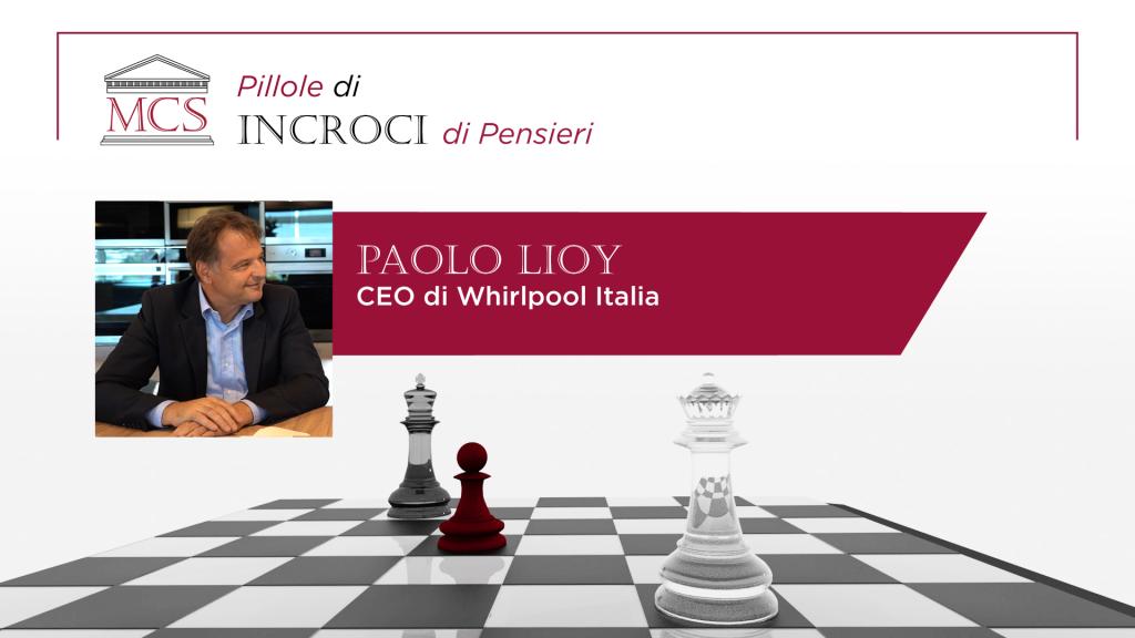Banner Paolo Lioy Pillole Incroci di Pensieri
