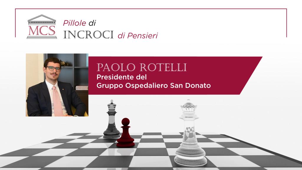 Banner Paolo Rotelli Pillole Incroci di Pensieri