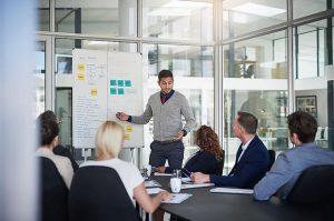 Le riunioni per risolvere i problemi in azienda