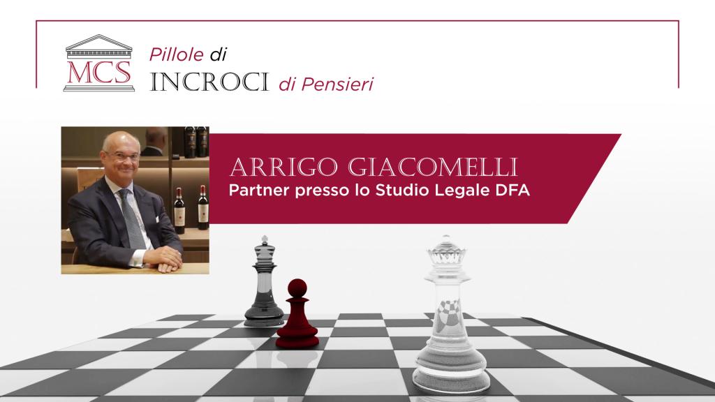 Intervista a Arrigo Giacomelli