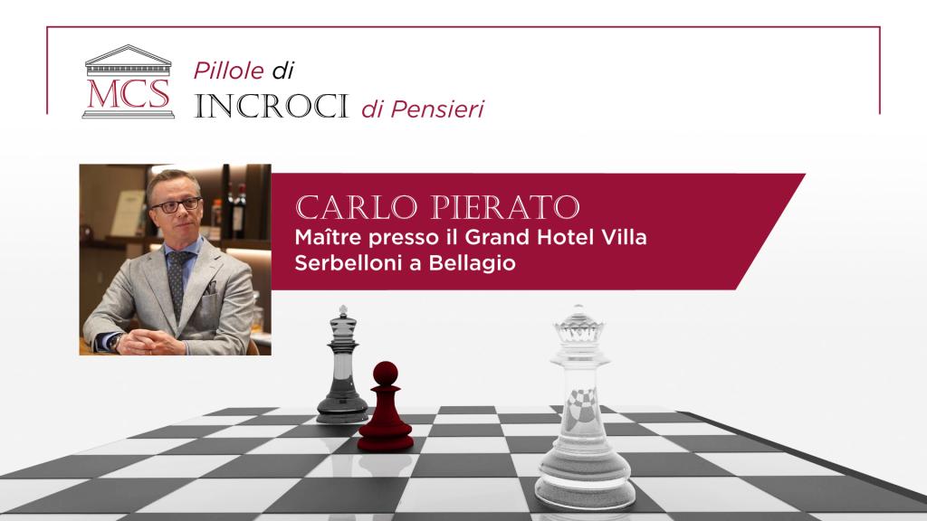Intervista a Carlo Pierato