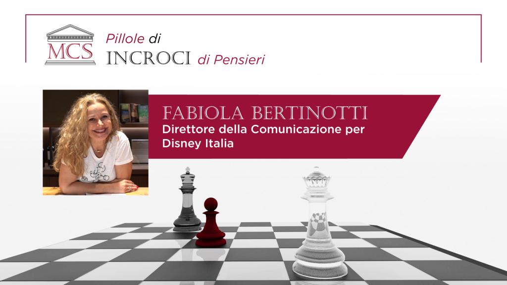 Intervista a Fabiola Bertinotti