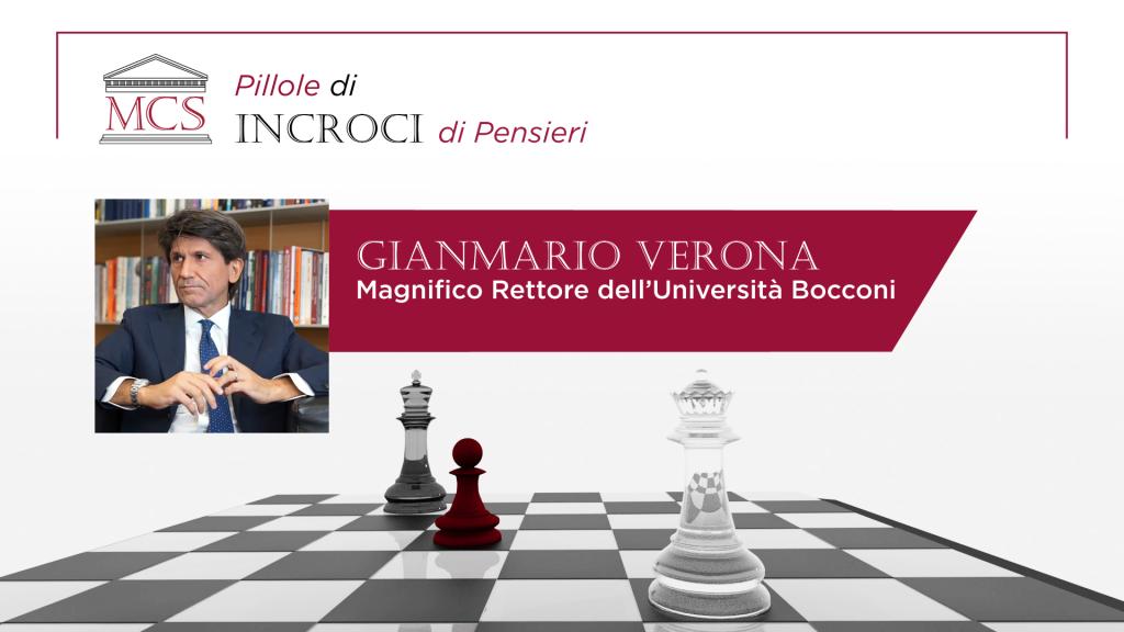 Intervista a Gianmario Verona