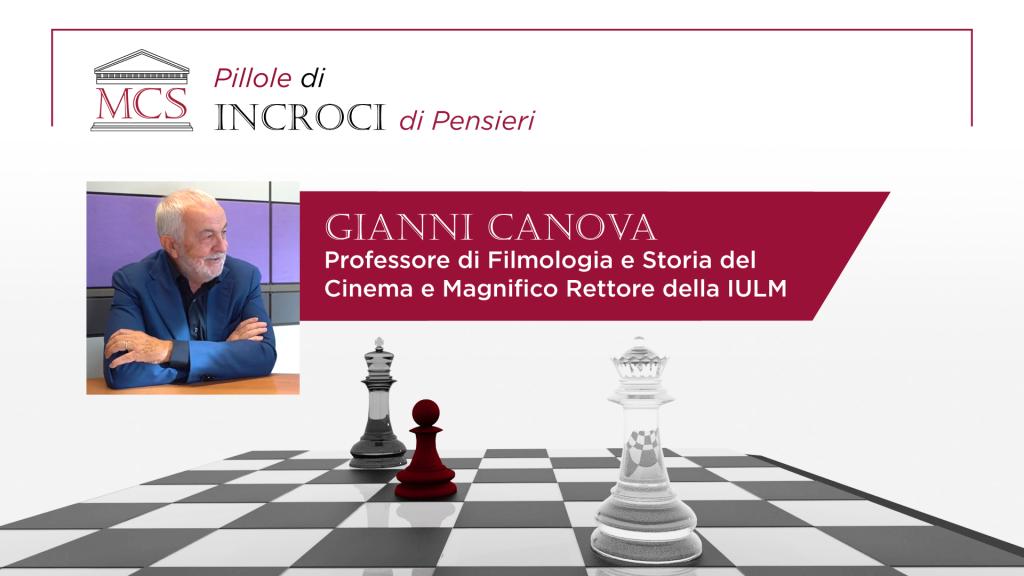 Intervista a Gianni Canova