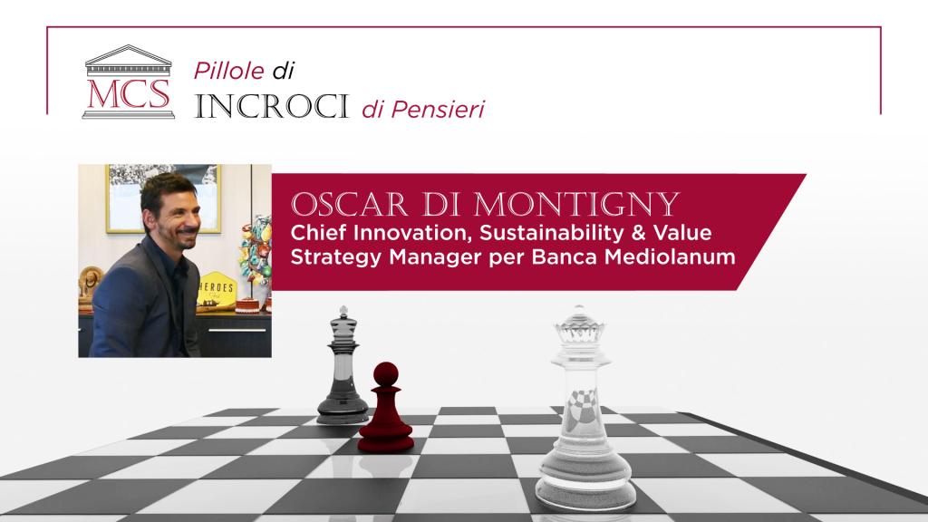 Intervista a Oscar Di Montigny