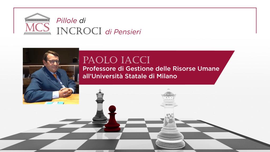 Intervista a Paolo Iacci