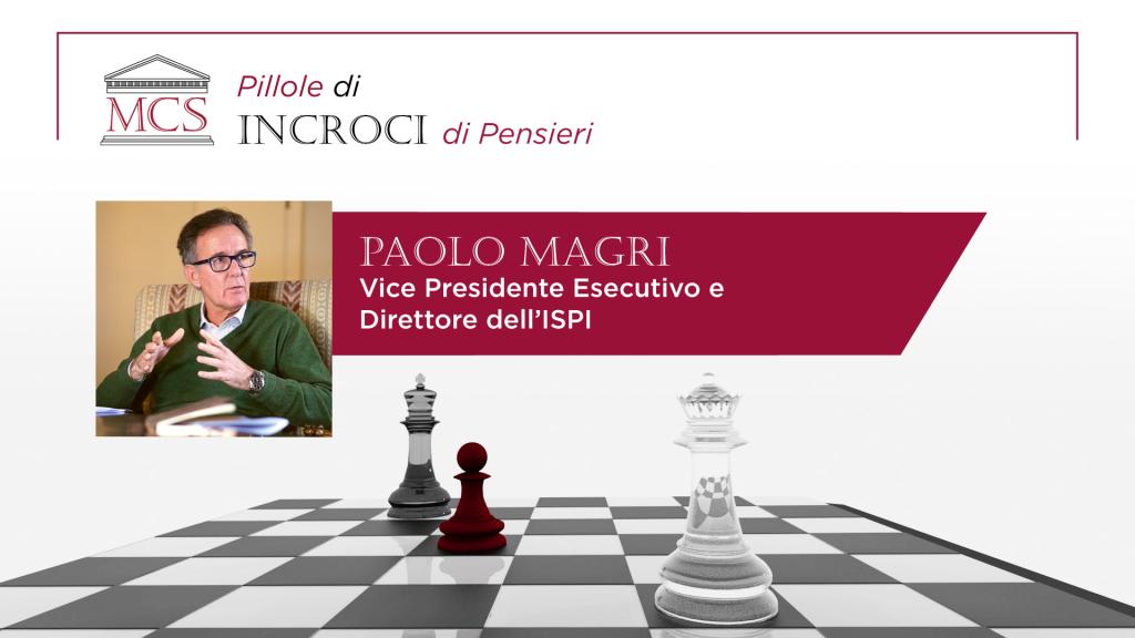 Intervista a Paolo Magri