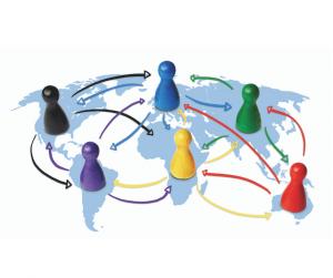 La globalizzazione ha creato un mercato omogeneo globale con persone di diversi Paesi che condividono gli stessi gusti dando vita a prodotti standardizzati.