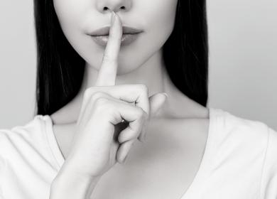 Il potere del silenzio: noi e gli altri