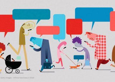 La socialcomunicazione ci sta cambiando